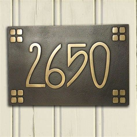 craftsman house numbers best 231 craftsman style bungalows images on