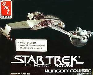 Klingon K'Tinga-Class Battle Cruiser from Star Trek: The ...