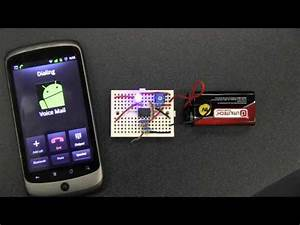 2g  3g Cell Phone Detector