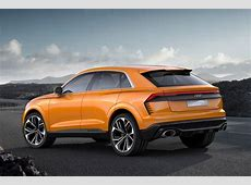 Audi Q8 and Q4 SUVs confirmed for production, Q8 in 2018