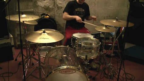 test sound ocdp drum travis barker pearl sensitone