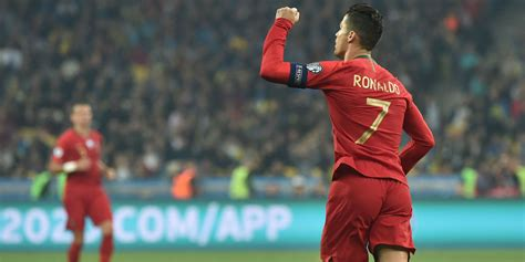 Ronaldo is the greatest player in history and his best is ...