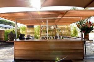 Bar Exterieur Design : le bar exterieur photo de plage de la jetee juan les pins tripadvisor ~ Melissatoandfro.com Idées de Décoration