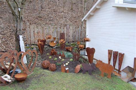 Rost Deko Für Garten by Rost Dekoration Garten Rost Deko Garten Gestalten