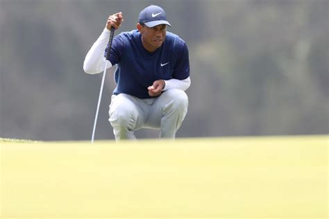 PGA Championship 2020: Tiger Woods struggles again with ...