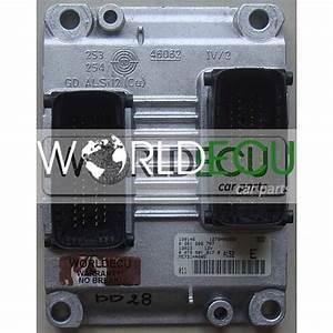 Ecu Engine Controller Bosch 0 261 206 707    0261206707    0