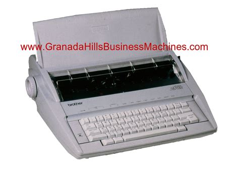 Brother Gx6750 Electronic Typewriter