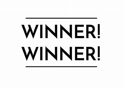 Winner Code Promo Giveaway Winners