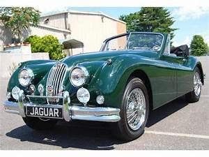 1957 Jaguar Xk140 For Sale In Fredericksburg  Virginia