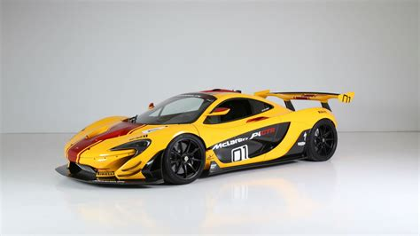 Mclaren P1 Gtr No. 01 Is For Sale And It's Street-legal