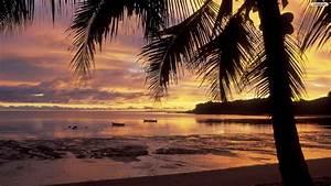 beautiful beach picture: Beautiful Beach Sunset Wallpaper ...
