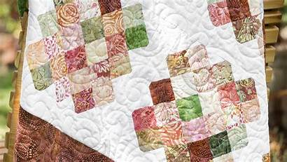 Quilt Squares Granny Tutorials Jenny Quilting Turnabout