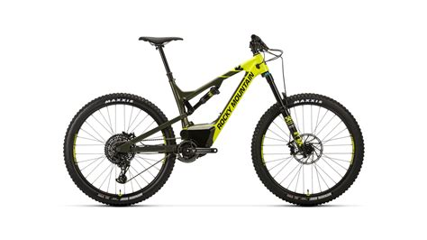 e bike mountain introducing the altitude powerplay rocky mountain bicycles