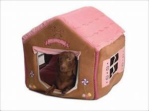 30 cozy and creative dog houses for your furry friends With soft indoor dog house large