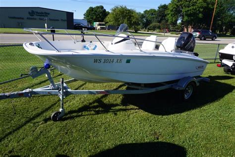 Used Boat Motors For Sale In Wisconsin by Boston Whaler Sport Boats For Sale In Wisconsin