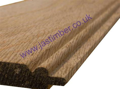 100mm Reed & Bead Oak Matchboard   86mm cover