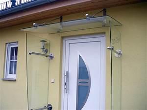 Glasvordach Mit Seitenteil : edelstahl vordach oslo ~ Buech-reservation.com Haus und Dekorationen