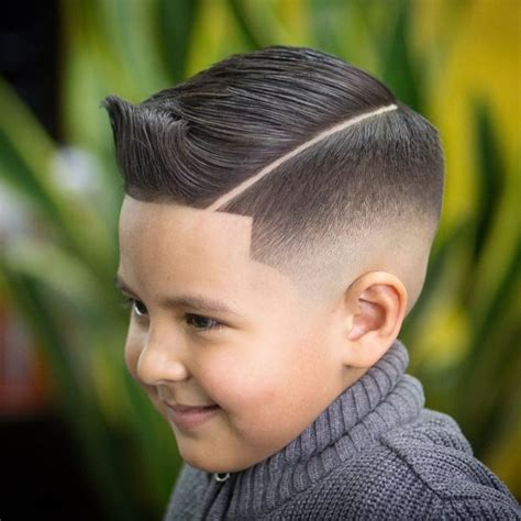Boy Hairstyles by 70 Popular Boy Haircuts Add Charm In 2019