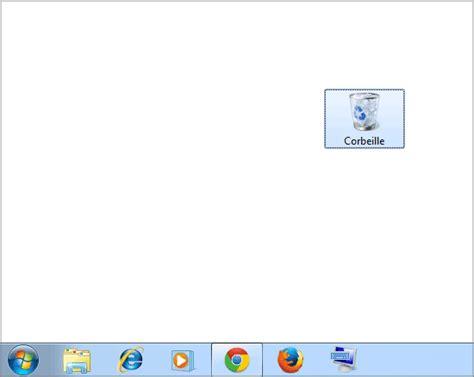 comment remettre l icone corbeille sur le bureau remettre corbeille sur bureau 28 images windows 10