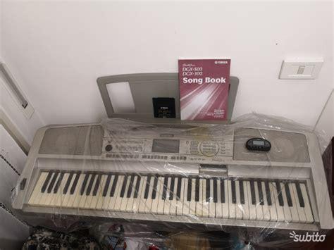 piedistallo tastiera tastiera yamaha dgx 305 posot class