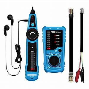 Elegiant Rj11 Rj45 Cable Tester Multifunction Wire Tracker