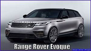 Land Rover Evoque 2018 : range rover evoque 2018 review interior exterior youtube ~ Medecine-chirurgie-esthetiques.com Avis de Voitures