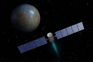 NASA's Dawn Spacecraft Begins Approach to Dwarf Planet ...