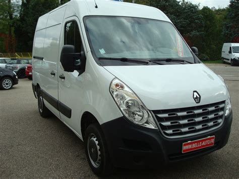 renault master 4x4 occasion
