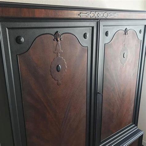Restore Cabinet Finish - cabinet restore in l black general finishes design center