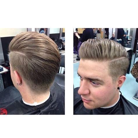 amazing pompadours quiffs  undercut hairstyle