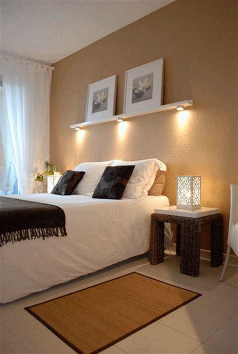 bed lighting shelf idea    headboard