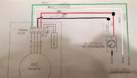 Circuit Diagram For Ac Motor Speed Control