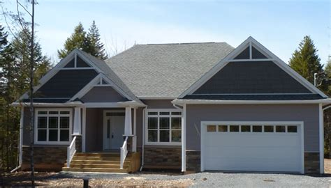 split level home plans one level bungalows ranch style homes halifax