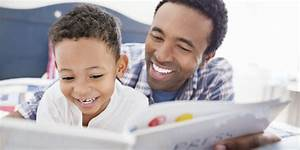 The Benefits of Dads Reading to Their Kids - Childhood