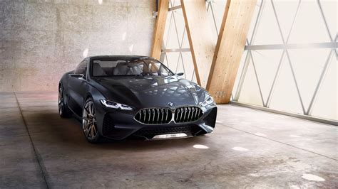Bmw Concept 8 Series 4k Wallpaper Hd Car Wallpapers