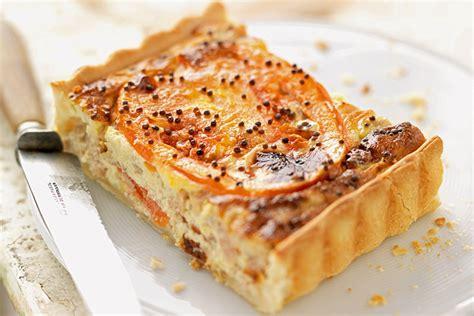 tarte au thon pate brisee tarte tomate thon recette facile gourmand