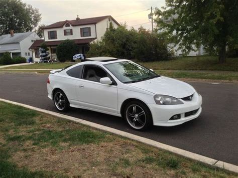 sell used 2006 acura rsx base coupe 2 door 2 0l in levittown pennsylvania united states for