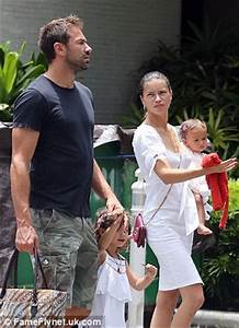 The world's most photogenic family? Supermodel Adriana ...
