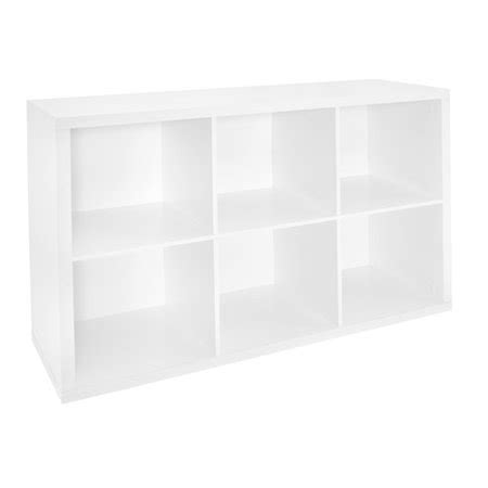Closetmaid 2 Cube Storage Locker - closetmaid decorative storage cube unit bookcase walmart