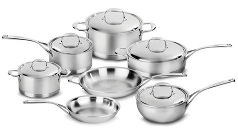 demeyere atlantis cookware set  piece stainless steel
