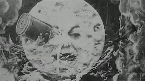 georges melies youtube moon george melies a trip to the moon set to telescope by cage