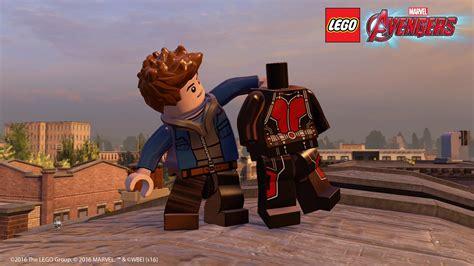 lego marvels avengers ant man dlc pack disponibile gratis
