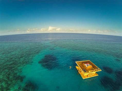 africa s first underwater hotel room business insider