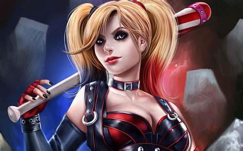 Harley Quinn Hd Wallpaper  Background Image 3300x2062