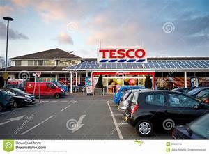 Tesco Store In Droylsden, Manchester, UK Editorial Stock ...