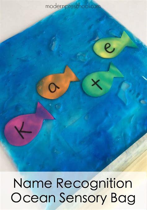 ocean  recognition sensory bag ocean theme preschool ocean animals preschool sensory bag