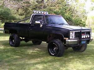 Find New 1987 Gmc 4x4 3  4 Ton Long Box In Merrill  Wisconsin  United States  For Us  3 500 00