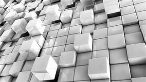 Abstract cubes Full HD Wallpaper and Background ...