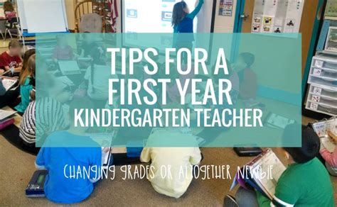 tips for a year kindergarten kindergartenworks 619 | These are great easy tips for a first year kindergarten teacher