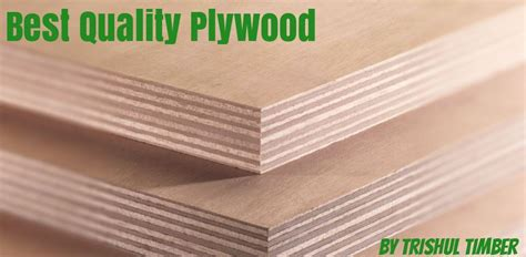 identify  quality plywood    select